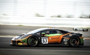 Triunfo del Lamborghini #63 en un agónico final de las 3 Horas de Nürburgring