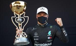 Valtteri Bottas se apunta a la 'helada' Race of Champions 2022