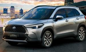 Argentina - Agosto 2021: El nuevo Toyota Corolla Cross escala posiciones