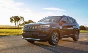 Brasil - Agosto 2021: Regreso del Jeep Compass al podio