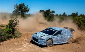La versión 'completa' del Hyundai i20 N Rally1 debutará en octubre