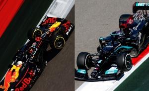Verstappen teme sufrir adelantando... y Hamilton sueña con un doblete de Mercedes