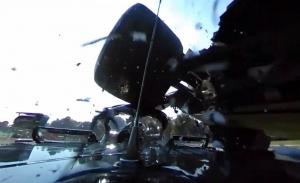 Así se ve el accidente de Hamilton y Verstappen desde la dramática on board 360º