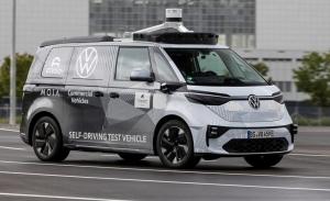 Volkswagen adelanta el ID Buzz de producción con este prototipo de conducción autónoma