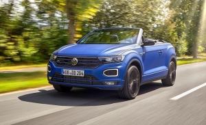 Volkswagen T-Roc Cabrio R-Line Edition Blue, una edición especial más deportiva