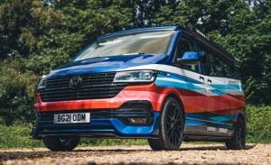 Volkswagen Transporter Performance Chef, una Camper al servicio de los deportistas