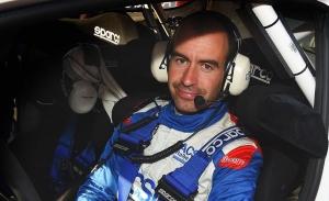 Xevi Pons se pondrá al volante de un Toyota Hilux en la Baja Italia