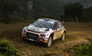 Yohan Rossel, descalificado en el Acrópolis, pierde el triunfo en WRC3