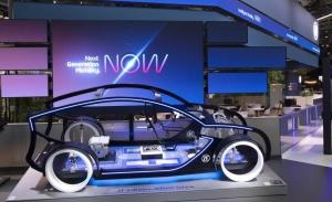 ZF presenta una nueva plataforma para eléctricos en el Salón de Múnich IAA 2021