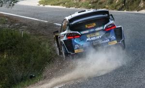 Los actuales World Rally Cars competirán en 2022 con potencia reducida