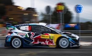 Adrien Fourmaux: «La velocidad y el ritmo en asfalto los tenemos»