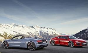 Audi R8 V10 Performance RWD, más potencia y prestaciones en el deportivo