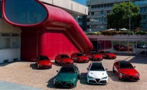 Alfa Romeo lanzará cinco modelos nuevos hasta 2026, a uno por año