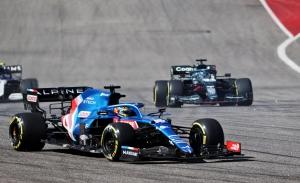 Alonso, abandono y nueva bronca con la FIA: «La F1 es así, no se unificará el criterio»