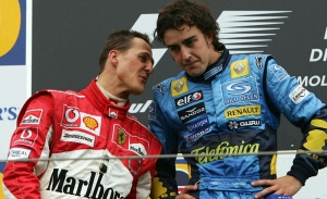 Lo que Alonso aprendió de Schumacher y qué siente al ver a Mick en la F1