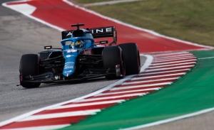 Alonso saldrá desde el fondo de la parrilla en Austin: motor nuevo para el #14