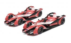 Andretti se asegura continuar en Fórmula E con apoyo de Avalanche