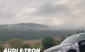 En marcha el facelift del Audi e-tron 2023, sus primeras fotos espía