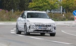 Fotos espía del Audi e-tron Sportback Facelift 2023, el SUV eléctrico se renueva