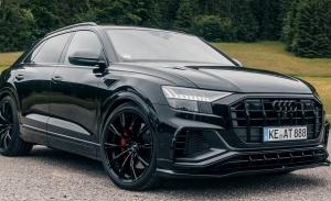 ABT transforma el Audi Q8 TFSI e un SUV híbrido enchufable más potente y radical