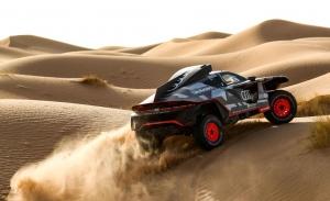 Audi Sport muestra su nuevo y revolucionario Audi RS Q e-tron al detalle