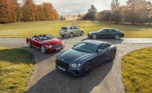 El futuro pedigrí de Bentley eliminará todos los rastros de Porsche