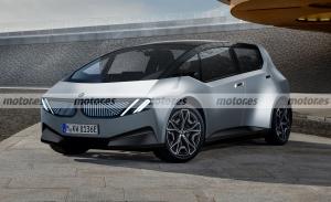 Primer adelanto del futuro BMW i3 2025, un eléctrico de vanguardia que sorprenderá