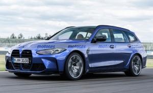 Descubrimos el diseño y secretos del inédito BMW M3 Touring 2023
