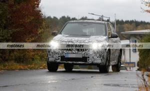 El nuevo BMW X1 M35i xDrive 2024 se estrena en fotos espía en Nürburgring
