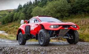 El BRX Hunter T1+ de Prodrive se deja ver en todo su esplendor