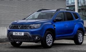 El nuevo Dacia Duster 2022 se transforma en vehículo comercial