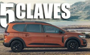 Las 5 claves del nuevo Dacia Jogger, el esperado coche familiar de 7 plazas