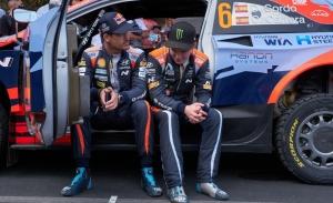 Dani Sordo y Oliver Solberg se alternarán en un Hyundai i20 N Rally1 en 2022