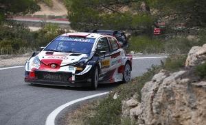 Diecisiete puntos separan a Sébastien Ogier y Elfyn Evans tras el Rally RACC
