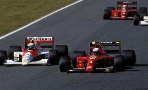 El GP de Japón de 1990, un día de ira
