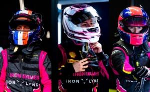 El equipo femenino de Iron Lynx disputará las 3 Horas de Barcelona