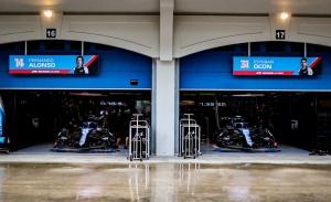 El error de Ocon que magnificó Alonso y dejó al francés fuera de la Q3