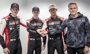 Esapekka Lappi completa la alineación de Toyota para el WRC 2022