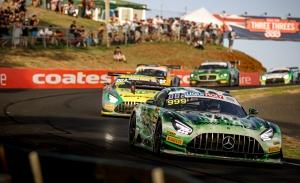 Los fabricantes GT3 aprueban mover las 12 Horas de Bathurst 2022