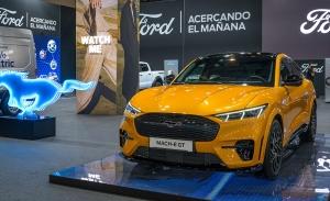Ford apuesta por la electrificación en el Automobile Barcelona 2021