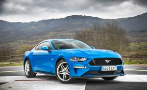 Una filtración confirma que el Ford Mustang Hybrid llegará en 2023
