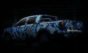 Nuevo adelanto del Ford Ranger 2022, el pick-up debutará antes de final de año