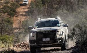 El nuevo Ford Ranger 2022 demuestra su destreza en los terrenos más difíciles [video]