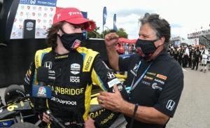El posible acuerdo Andretti-Sauber, la llave de Colton Herta para la Fórmula 1