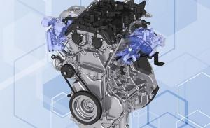 Los chinos de GAC presentan un nuevo motor de combustión de hidrógeno