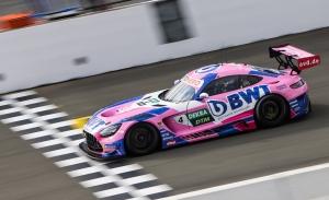 Götz y Lawson no se dan tregua en los libres del DTM en Norisring
