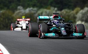 Hamilton repite como gran dominador en los segundos libres de Estambul