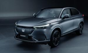 Honda desvela su nuevo SUV eléctrico y anuncia una gran ofensiva eléctrica en China