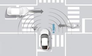 Honda presenta su nueva tecnología Sensing 360 con rango omnidireccional
