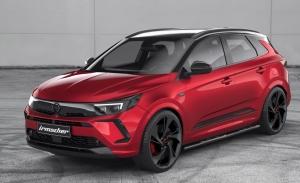 Irmscher dota de una agresividad y deportividad extras al nuevo Opel Grandland
